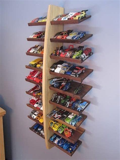 Matchbox Car Display Shelf by Car Storage All For The Boys