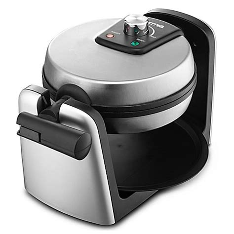 waffle maker bed bath and beyond gourmia 174 flipping belgian waffle maker bed bath beyond