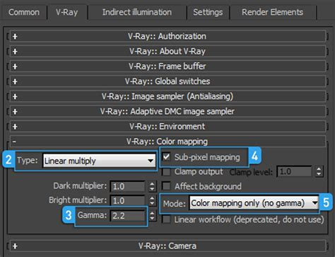 vray linear workflow linear workflow in vray for3dsmaxcheatsheet best