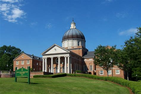 Samford Mba Admissions by Samford Admissions Facts What It Takes