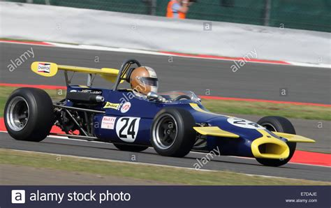 Formel 3 Auto by A Classic Formula 3 Car At A Meeting For Historic Racing