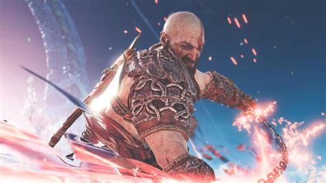 kratos god  war  laptop full hd p hd