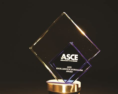 Journalism Awards by Morrison Wins Asce S Excellence In Journalism Award Asce