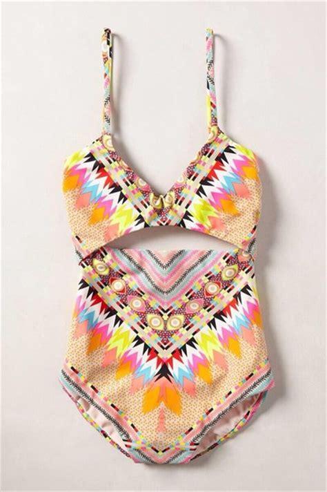 cute pattern swimsuit swimwear printed swimwear printed swimsuit tropical