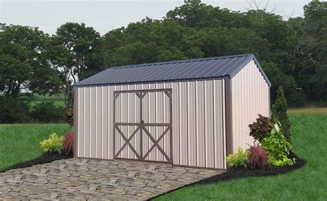 Metal Shed Storage by Metal Sheds Liberty Storage Solutions