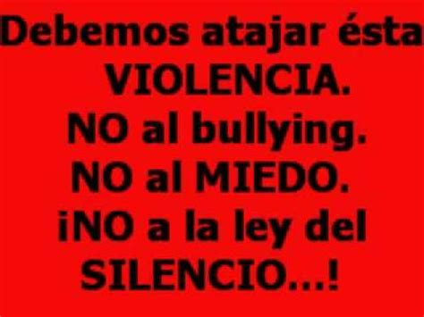 imagenes positivas no al miedo el bullying es terrorismo escolar rincon del bibliotecario