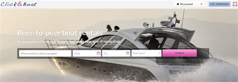airbnb boat rental france airbnb of the sea france s click boat secures 200k to