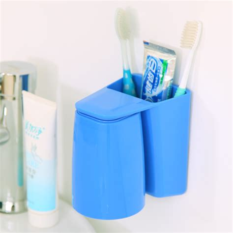 new arrival bathroom product printed 2015 new arrival bathroom products innovative home magnetic wash suit toothbrush holder