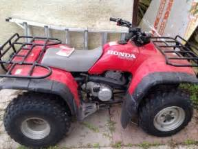 Honda Fourtrax For Sale 1996 Honda Fourtrax 300 For Sale In Mount Forest Ontario