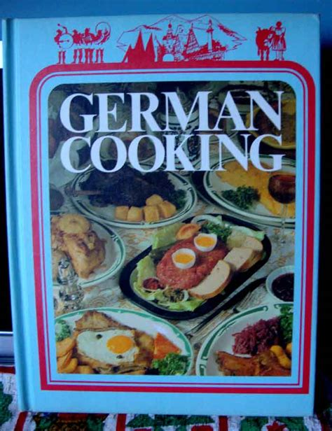 das cookbook authentic german cooking books recipe books basic home cooking and canning recipes