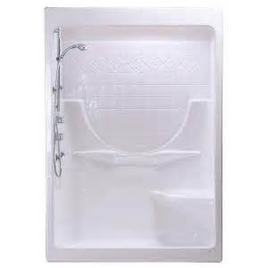 maax montego i 33 in x 59 1 4 in x 85 in shower stall