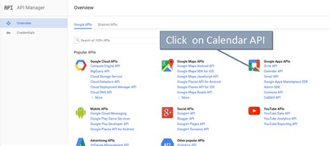 configuration import google calendar wp
