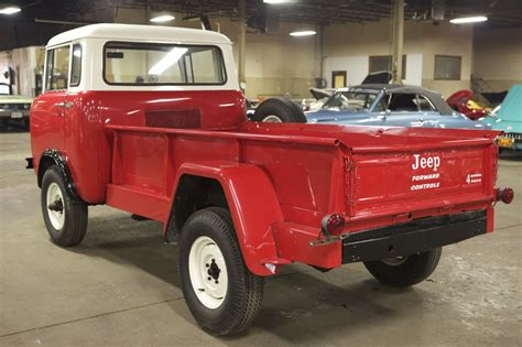 Willys Jeep Fc 170 For Sale 1963 Willys Jeep Fc 170 Bring A Trailer