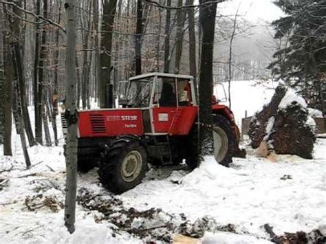 tiger rubber st steyr 8160 forst tiger seilwinden