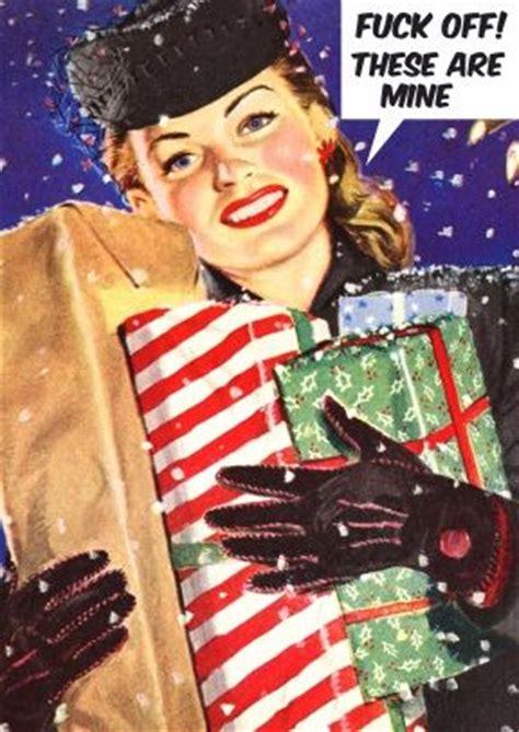 amusingly rude christmas cards designbump
