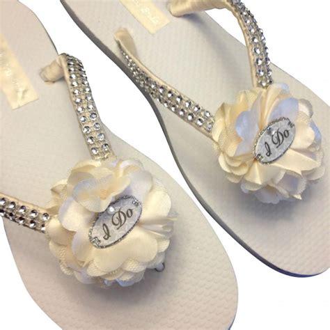 Wedding Flip Flops wedding flip flops www pixshark images