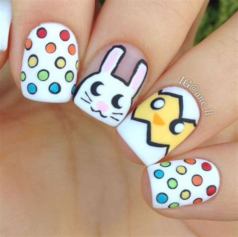 easter ideas 2017 30 easter nail art designs ideas 2017 modern fashion blog