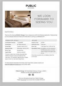 hotel reservation template pictures to pin on