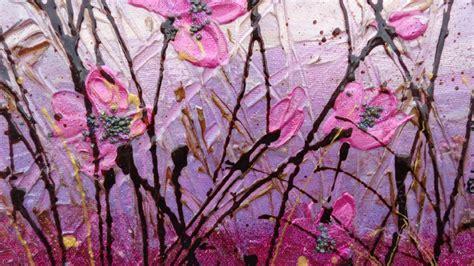 immagini fiori astratti fiori astratti fucsia vendita quadri quadri