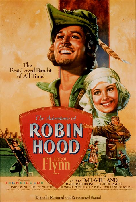 Or Poster Errol Flynn Posters Fff Poster Museum