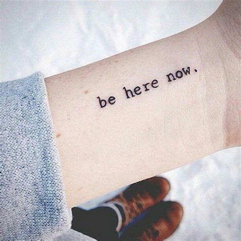 tattoo inspiration cute 20 inspirational quote tattoos for girls pretty designs