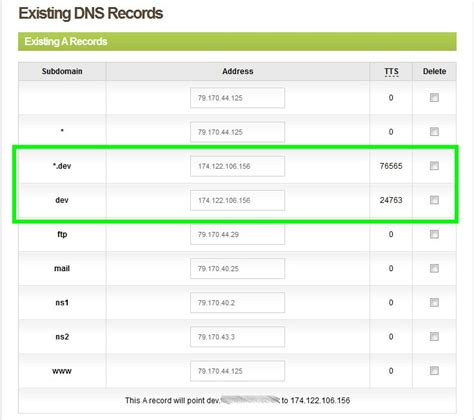 Dns Record Lookup How To Host A Subdomain On Another Server Or Hosting Company Gjb Enterprises T