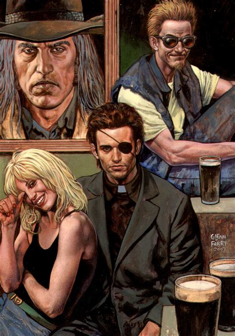 Preacher 3 Book 2014 By Preacher Image Seth Rogen Unveils Image From Set Collider