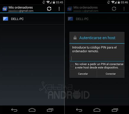 escritorio remoto para android c 243 mo habilitar el acceso remoto a tu ordenador con chrome