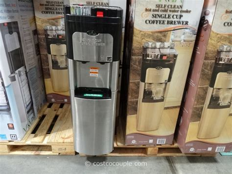 Viva Water Cooler and Single Cup Coffee Brewer