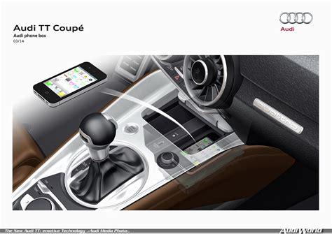 Audi Telefon by Audi Phone Box Audiworld
