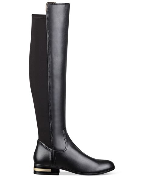 marc fisher the knee boots marc fisher pheonix the knee boots in black black
