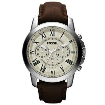 Jam Tangan Fossil Fs 4735 fossil jam tangan pria fossil fs5061 grant chronograph