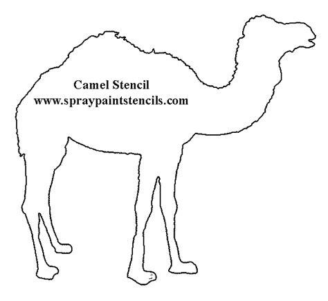 http www spraypaintstencils animalstencils camel