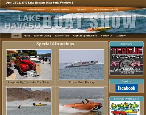 west marine lake havasu lake havasu 21st boat show followed by desert
