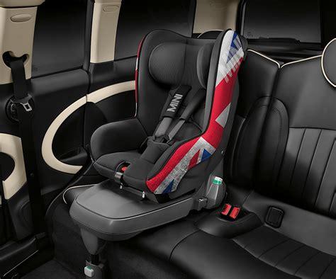 Car Seat Mini mini to launch new child seats at frankfurt autoevolution