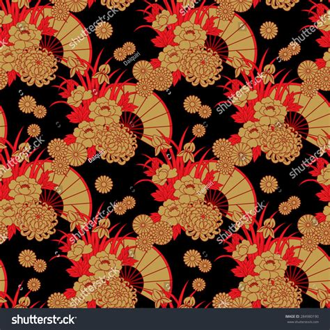 japanese pattern facts traditional japanese flower patterns
