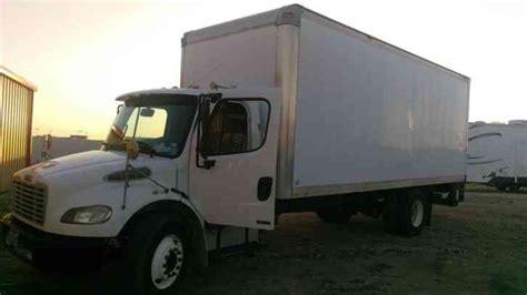 freightliner business class m2 2007 box trucks