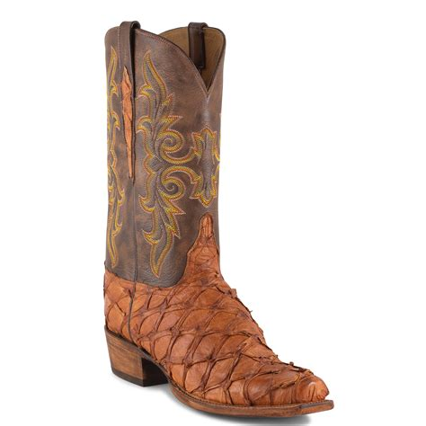 gd9093 7 3 allens boots s lucchese classics