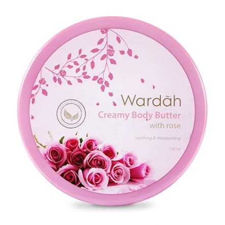 Wardah Butter 150 Ml wardah sociolla