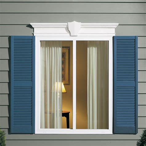 Vinyl Door Surround Window Headers 17 Best Images About Door Surrounds Headers On