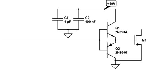 bootstrap circuit for mosfet bootstrap circuit mosfet driver 28 images basic high side mosfet driver help h bridge is a