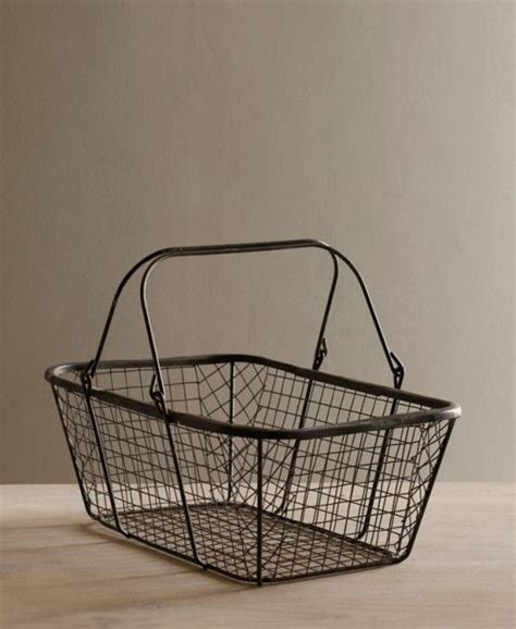 Pantry Wire Baskets by 1000 Ideas About Cookbook Storage On Corner
