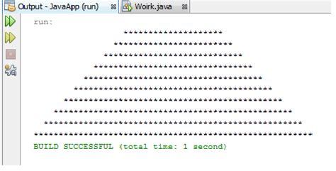 java program for trapezium pattern java how to create a trapezoid star program in java c