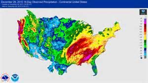 us rainfall forecast map usgs 2015 2016 winter floods