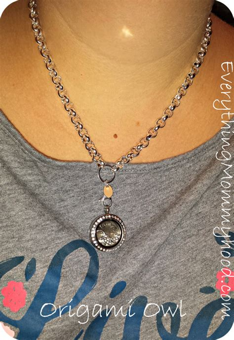 Origami Owl The Chain - origami owl 50 credit giveaway review ends 12 15