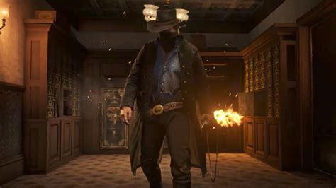 Lights Dead Redemption by Dead Redemption 2 Leak Sheds Light On Story