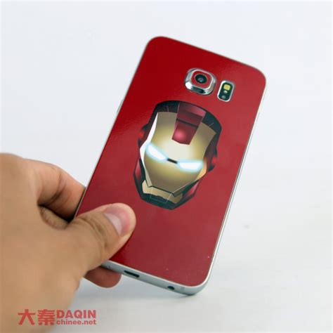 s6 edge custom themes making custom mobile skins of iron man for samsung galaxy