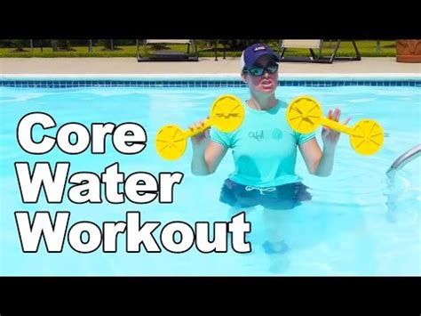 zumba fitness core tv commercial great abs ispot tv shallow water core conditioning exercises with noodle