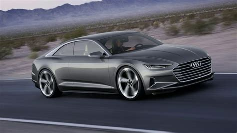 2018 audi a9 exterior and drive
