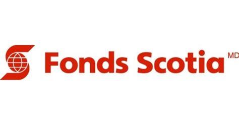fonds bank fonds scotia simplifiera les frais de certains fonds de